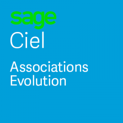 CIEL Associations Evolution 2020 v14.20 avec Abonnement - Compatible Windows 10